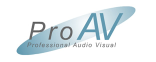 Professional Audio Visual - A/V services for Conferences and Events