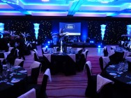 Conference/event lighting and staging