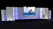 Celgene conference set design