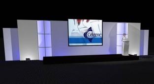 Celgene conference set design