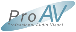 Pro Av - Professional Audio Visual